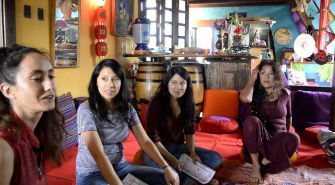 Le projet Semeuses de Symptothermie cartonne en Equateur !