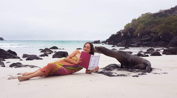 La sympto aux Iles Galapagos